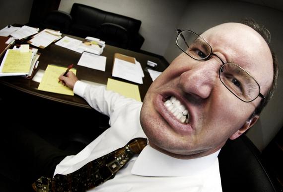 Заговор на начальника - тебя повысят!