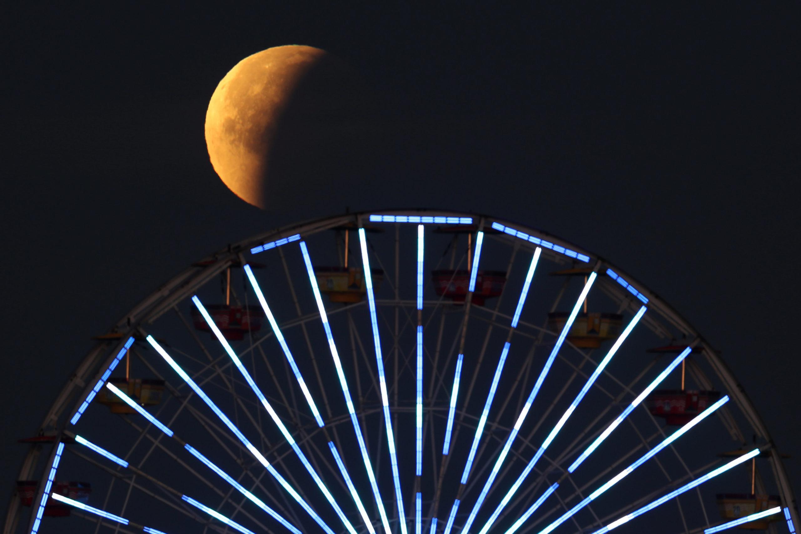 Чтение заговора на фазу Луны
