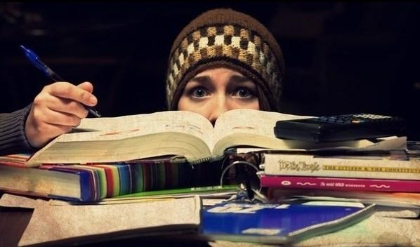 Заговор на учебу - все усвоится!