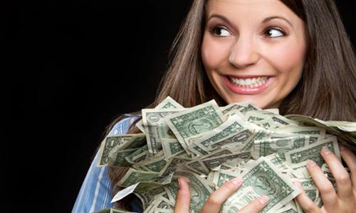 Заговор на зарплату - все повысится