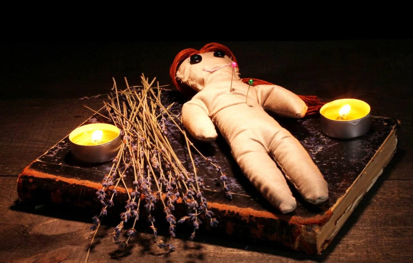 Магия вуду кукла на похудение