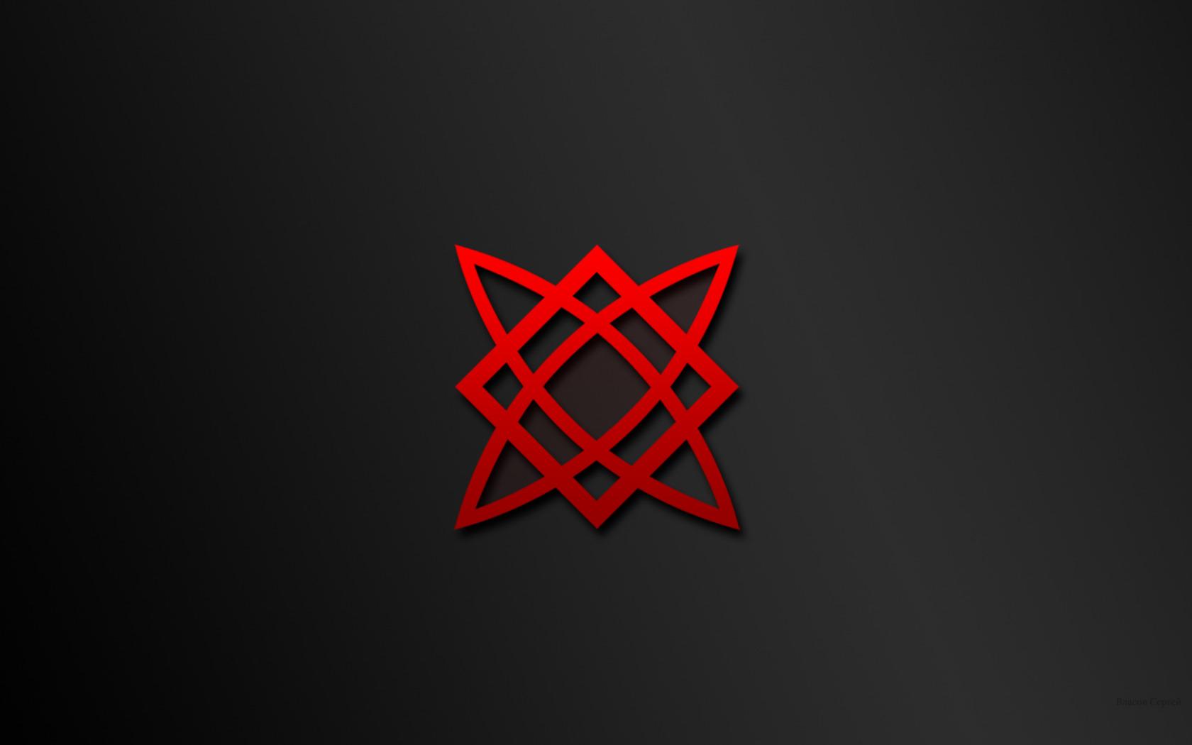 Символ квадрата сварога.