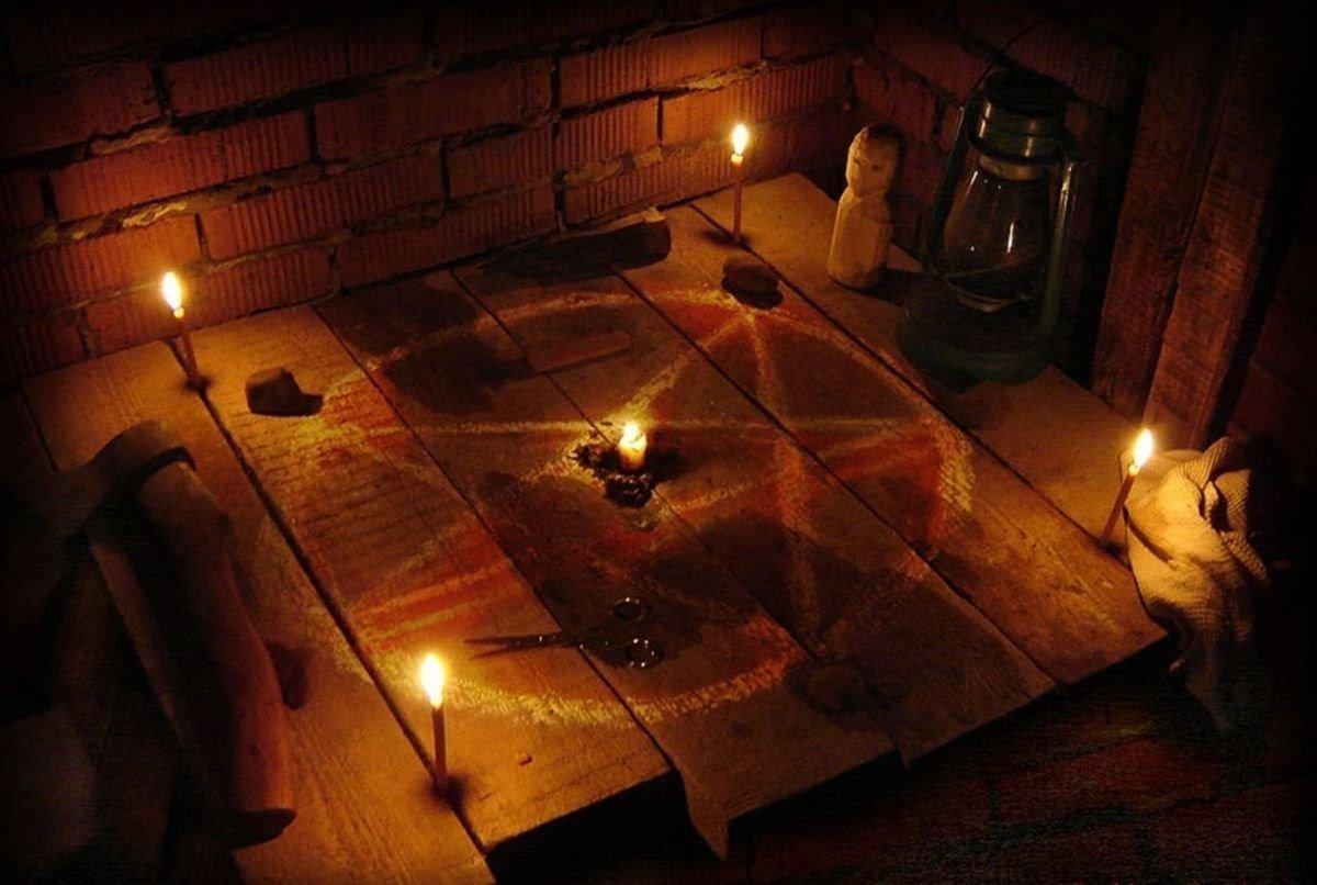 Ритуал заговора на смерть