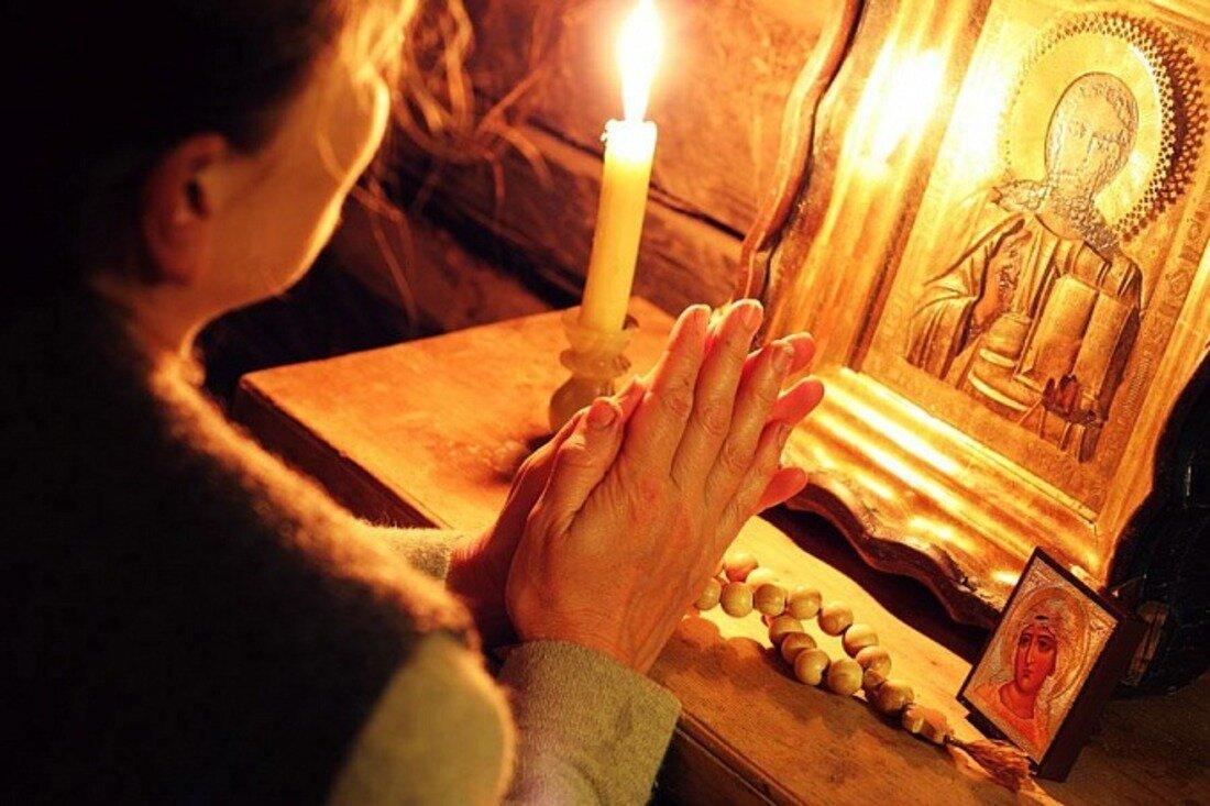 Православные молитвы от рожи