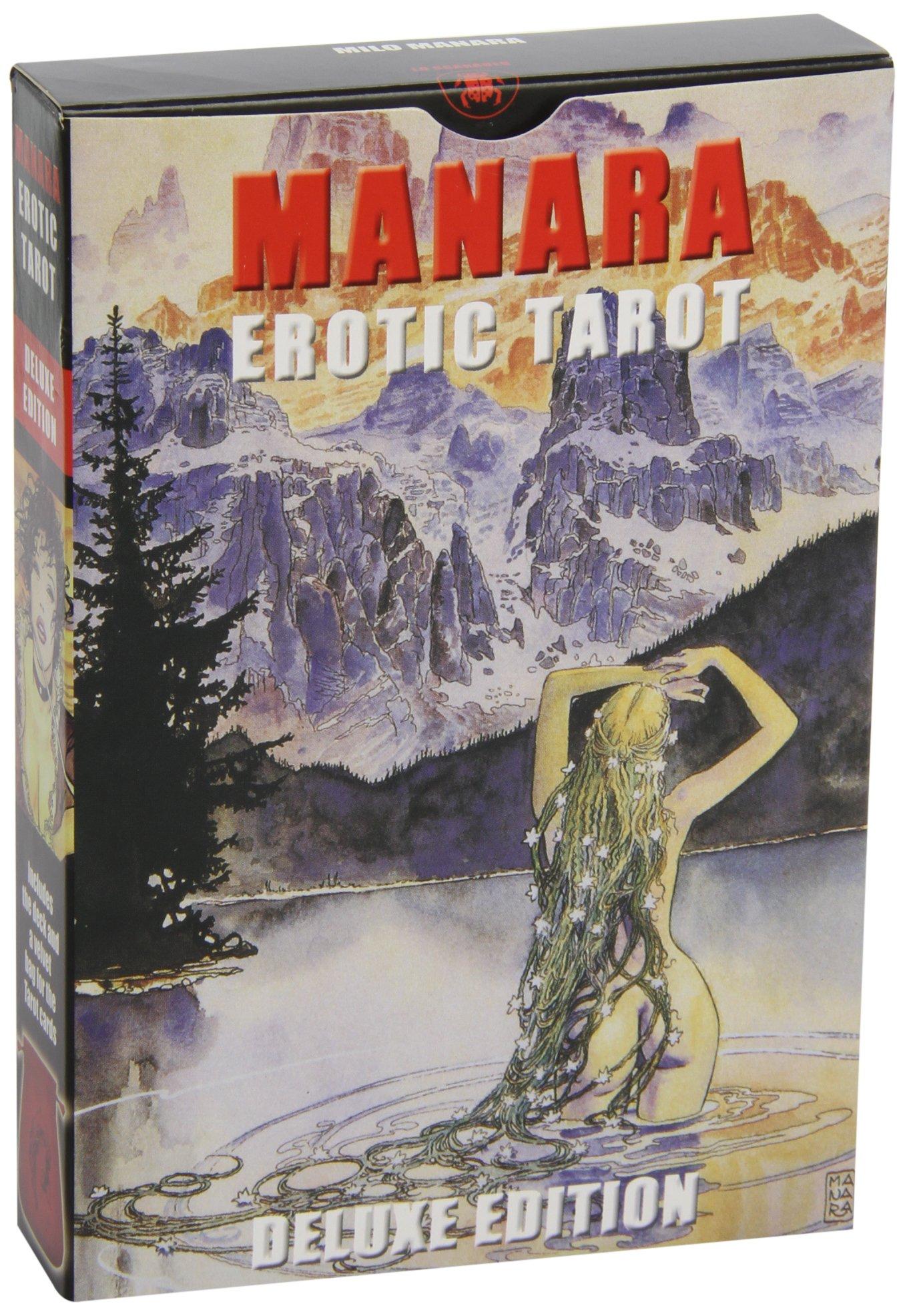 Колода карт Манара.