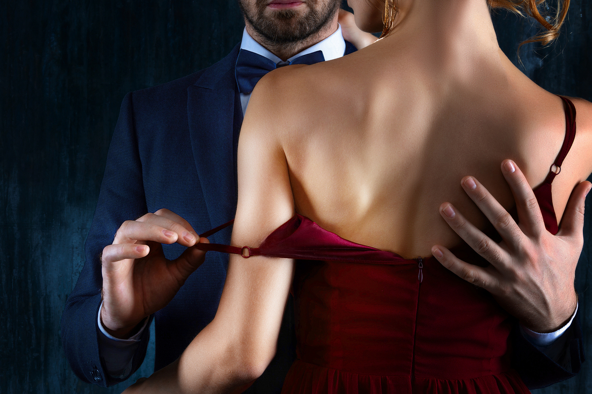 Ритуал на усиление сексуального влечения к вам.