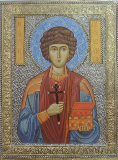 Великомученик Пантелеймон.