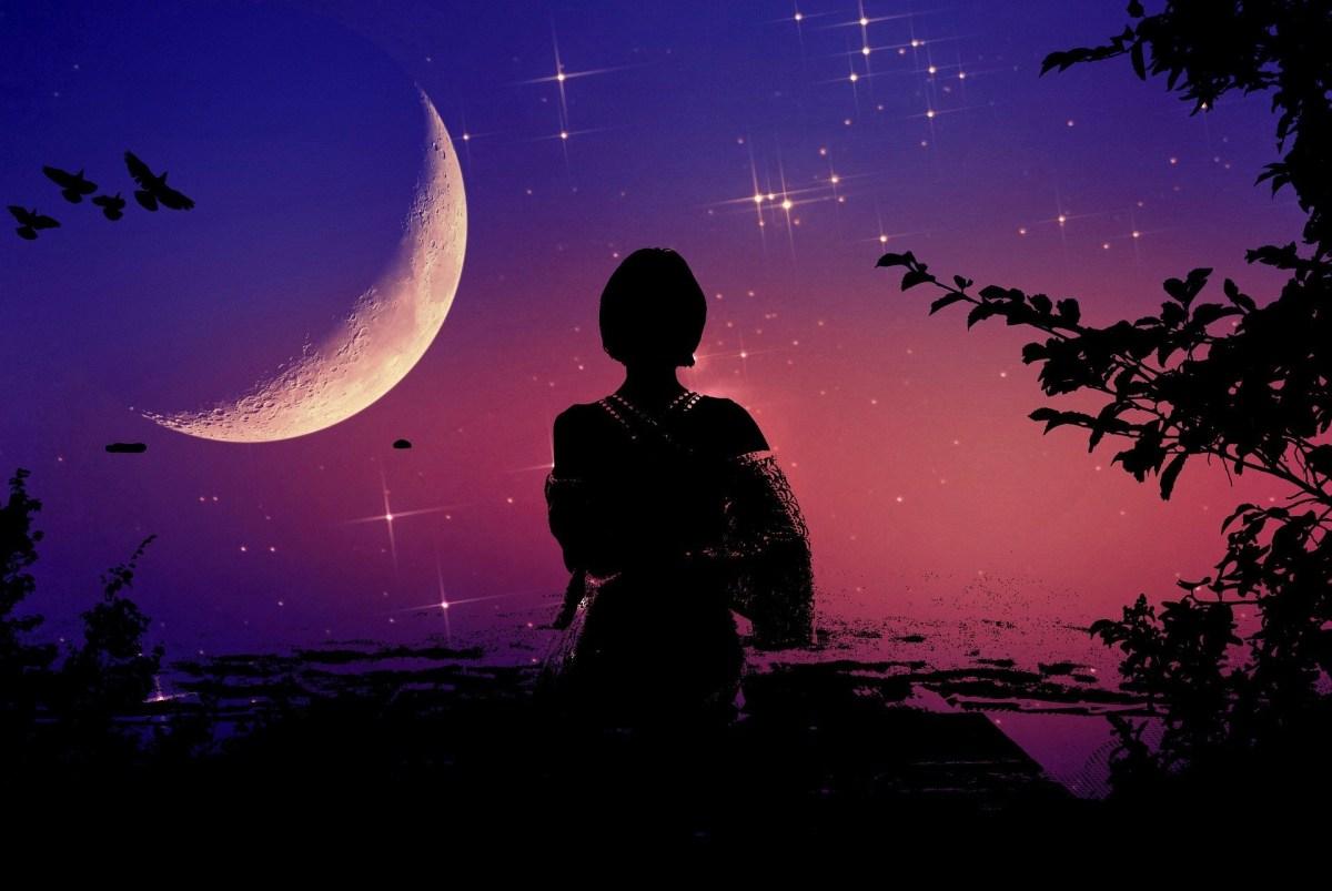 Влияние Луны на человека.