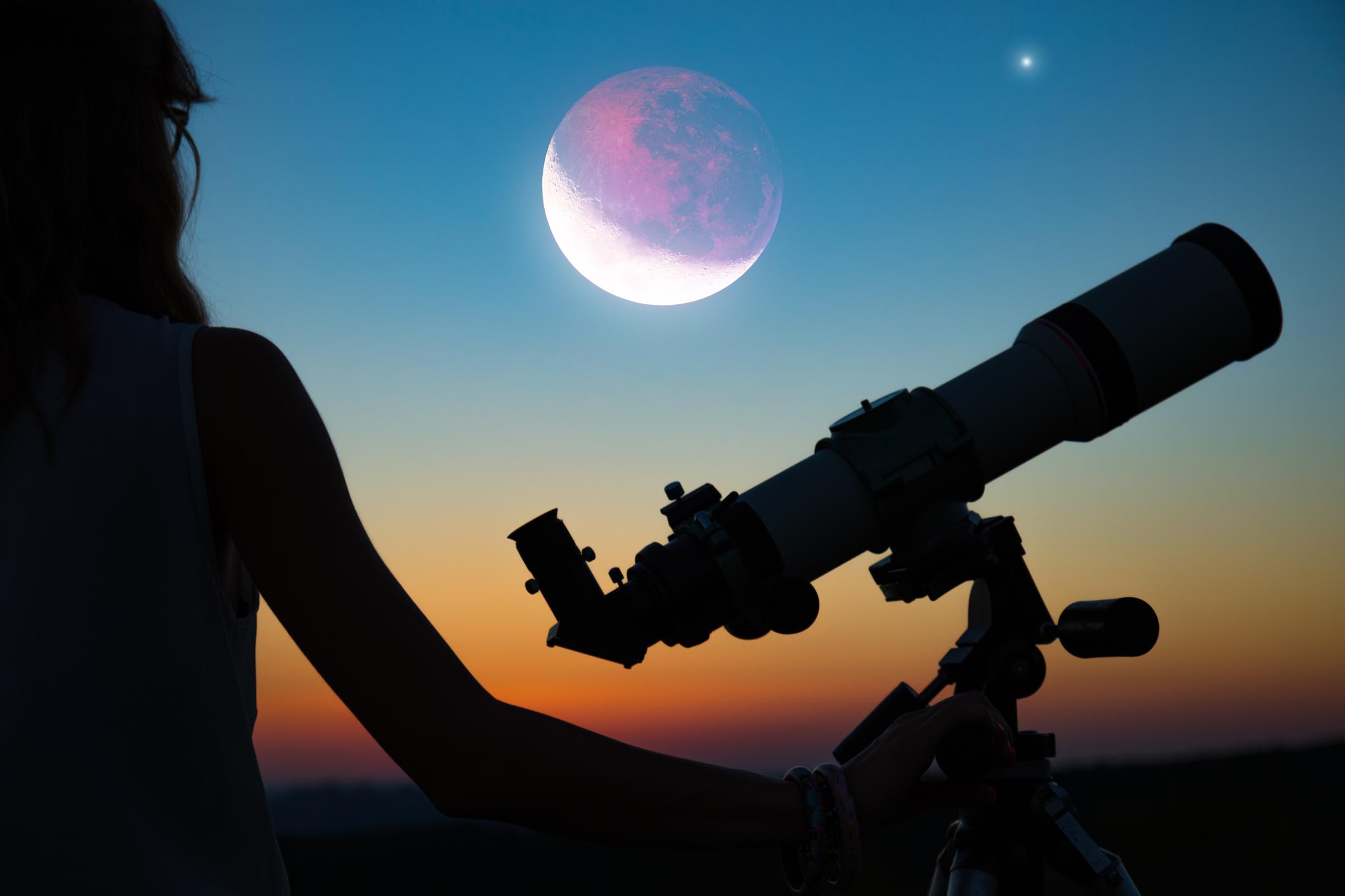 На что влияет Луна.